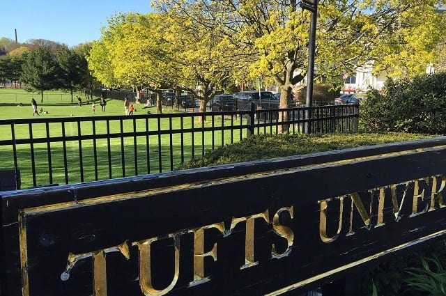 Tufts University makes athletic fields and facilities available to Somerville to address shortage